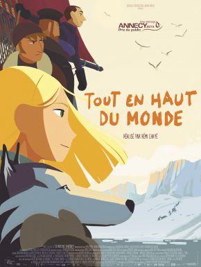 Sortie DVD Tout En Haut Du Monde