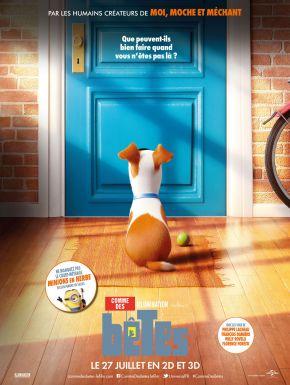 Jaquette dvd Comme Des Bêtes