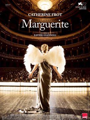 Jaquette dvd Marguerite