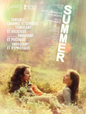 Jaquette dvd Summer