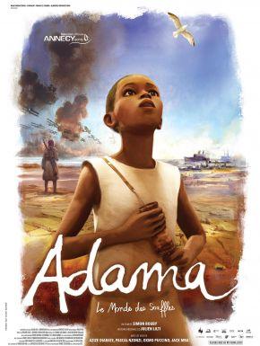 Sortie DVD Adama