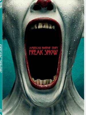 DVD American Horror Story Saison 4
