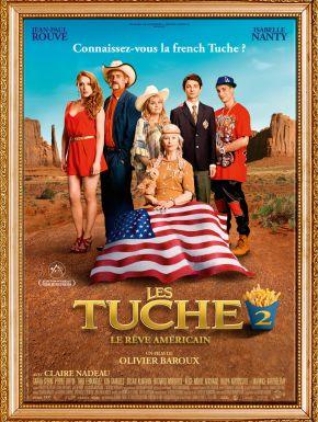 DVD Les Tuche 2 : Le Rêve Américain