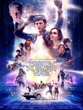 Ready Player One DVD et Blu-Ray