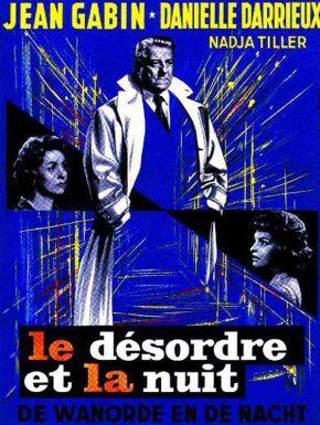 Jaquette dvd Le Désordre Et La Nuit