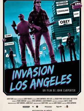 DVD Invasion Los Angeles