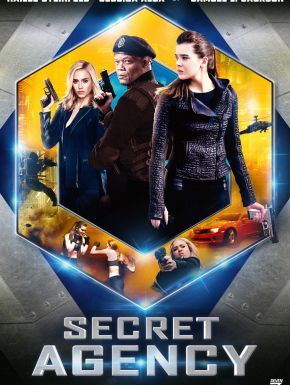 DVD Secret Agency