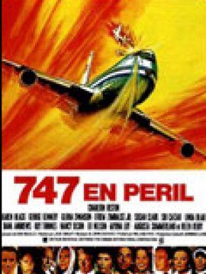 Jaquette dvd 747 En Péril