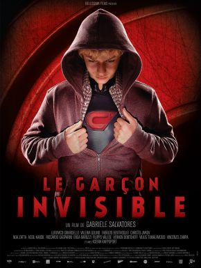 DVD Le Garçon Invisible
