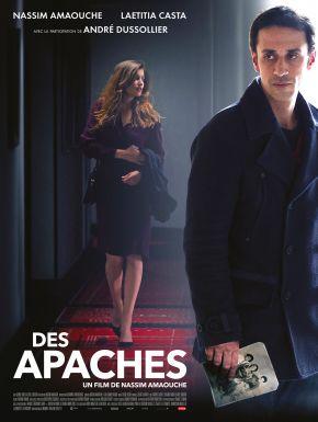 Des Apaches DVD et Blu-Ray