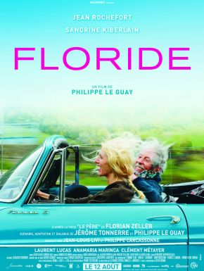 Floride DVD et Blu-Ray