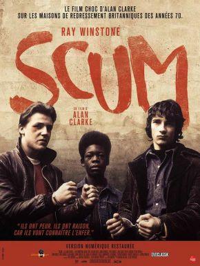 sortie dvd  Scum