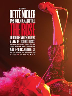 Sortie DVD The Rose