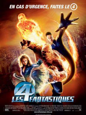 DVD Les 4 Fantastiques