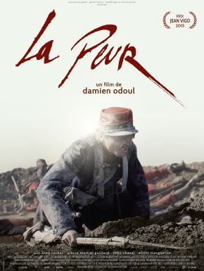 DVD La Peur