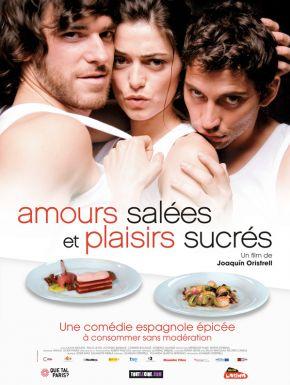 sortie dvd  Amours Salées Et Plaisirs Sucrés