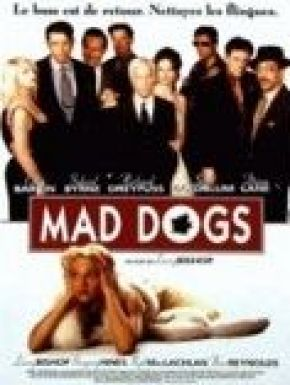 Jaquette dvd Mad Dogs