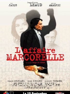 DVD L'Affaire Marcorelle