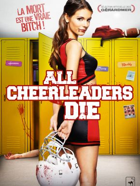 DVD All Cheerleaders Die
