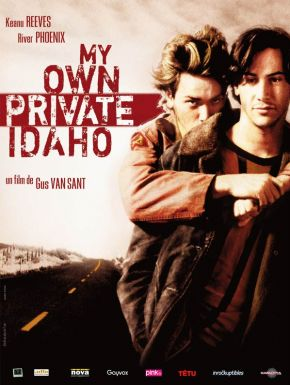 sortie dvd  My own private Idaho
