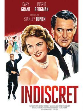 sortie dvd  Indiscret
