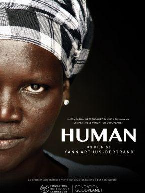 Jaquette dvd Human