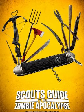 DVD Scout's Guide To The Zombie Apocalypse