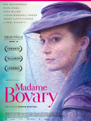 Jaquette dvd Madame Bovary