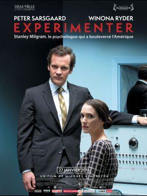 Jaquette dvd Experimenter
