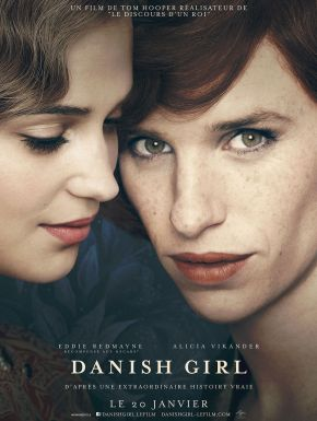 Sortie DVD The Danish Girl