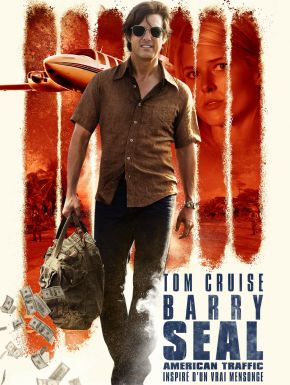 Jaquette dvd Barry Seal : American Traffic