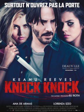 Jaquette dvd Knock Knock