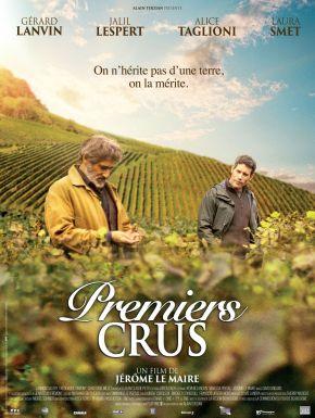 sortie dvd  Premiers Crus
