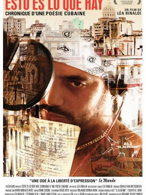 Jaquette dvd Esto Es Lo Que Hay, Chronique D'une Poésie Cubaine