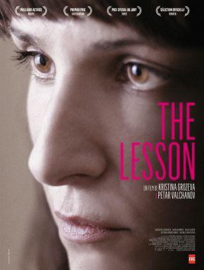 Jaquette dvd The Lesson