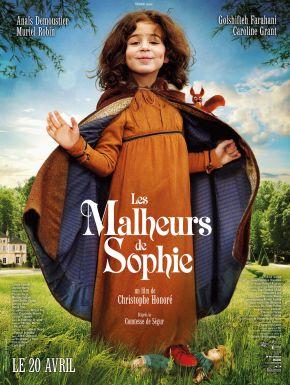 Sortie DVD Les Malheurs De Sophie