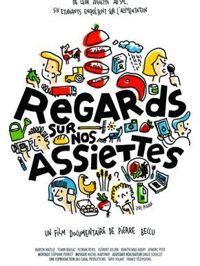 DVD Regards Sur Nos Assiettes