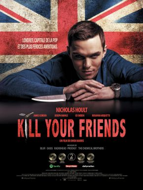 Sortie DVD Kill Your Friends