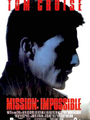 sortie dvd	  Mission : Impossible