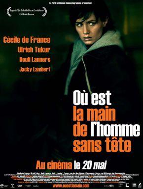 DVD Où Est La Main De L'homme Sans Tête