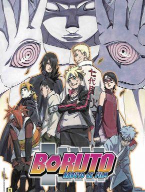 Jaquette dvd Boruto : Naruto, Le Film