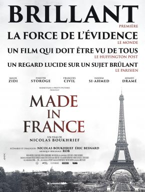 Made In France DVD et Blu-Ray