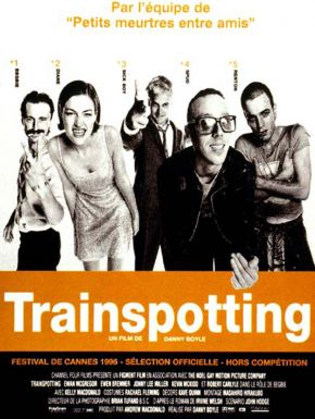 Trainspotting DVD et Blu-Ray