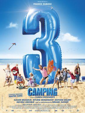Camping 3 DVD et Blu-Ray