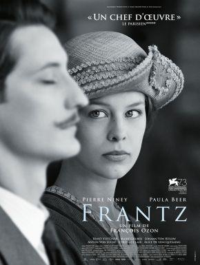 Frantz DVD et Blu-Ray