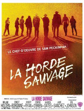 DVD La Horde Sauvage
