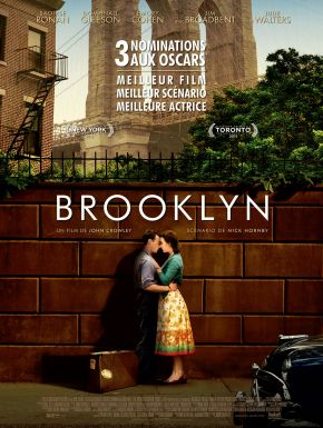 Brooklyn DVD et Blu-Ray