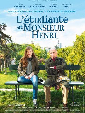 L'Etudiante Et Monsieur Henri DVD et Blu-Ray