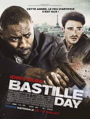 DVD Bastille Day