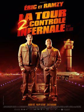 DVD La Tour 2 Contrôle Infernale